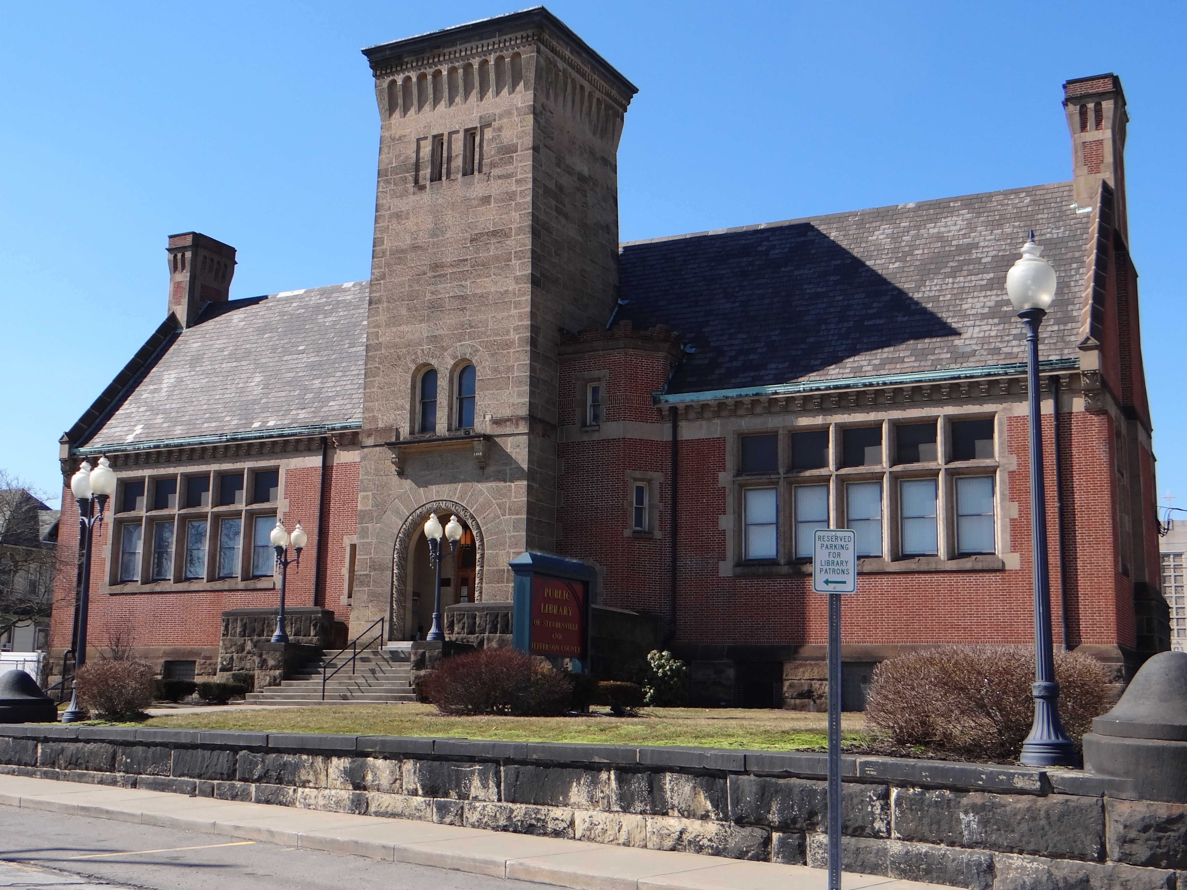About The Steubenville Visitor Center