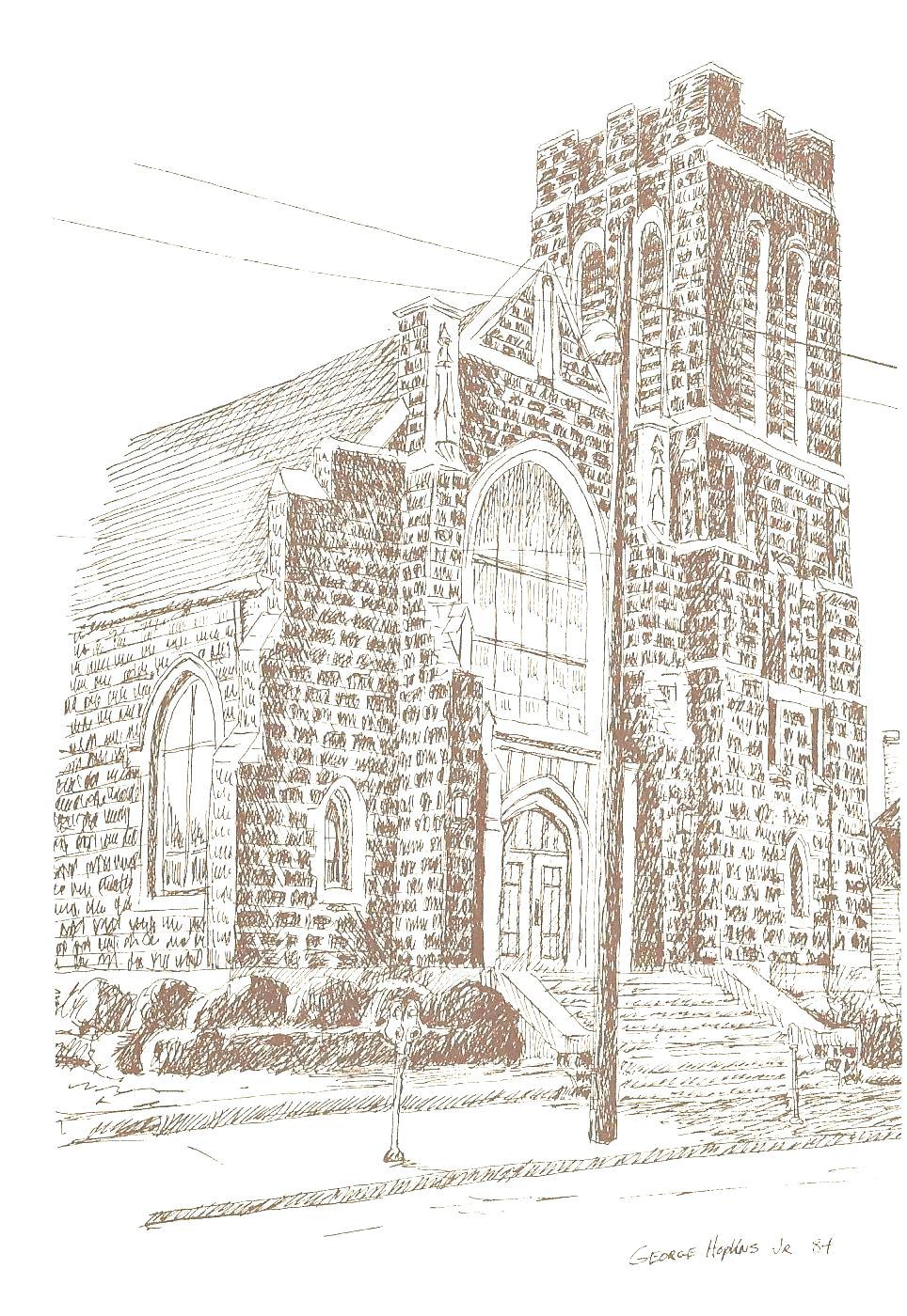 Historical Steubenville Churches - Steubenville Visitor Center