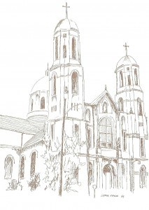 Historical Church Sketches St Peter Church