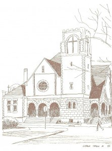 Historical Church Sketches Urban Mision