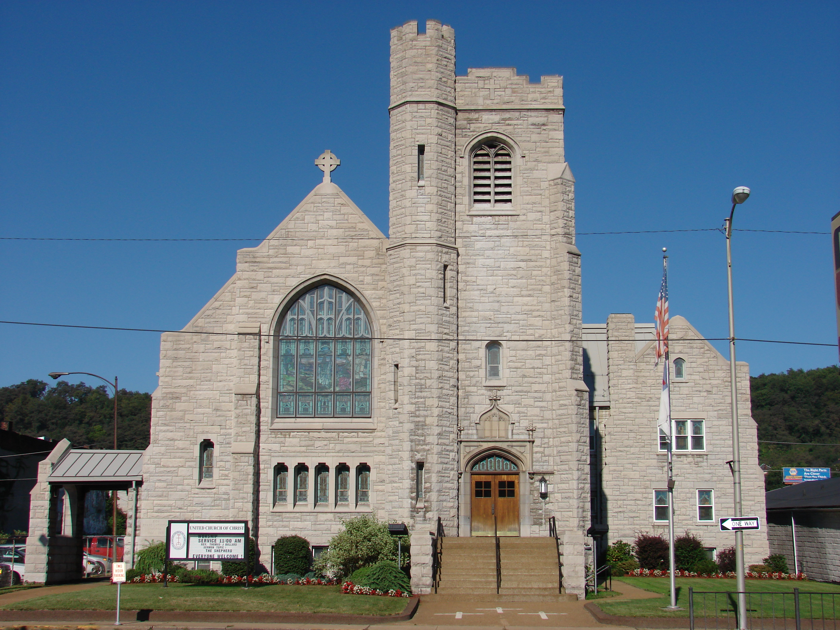 Historical Steubenville Churches Steubenville Visitor Center