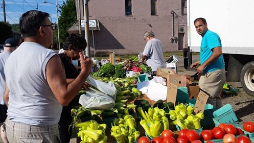 Carl Downtown Farmers Market