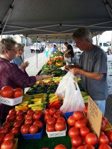 Downtown Steubenville Farmers Market