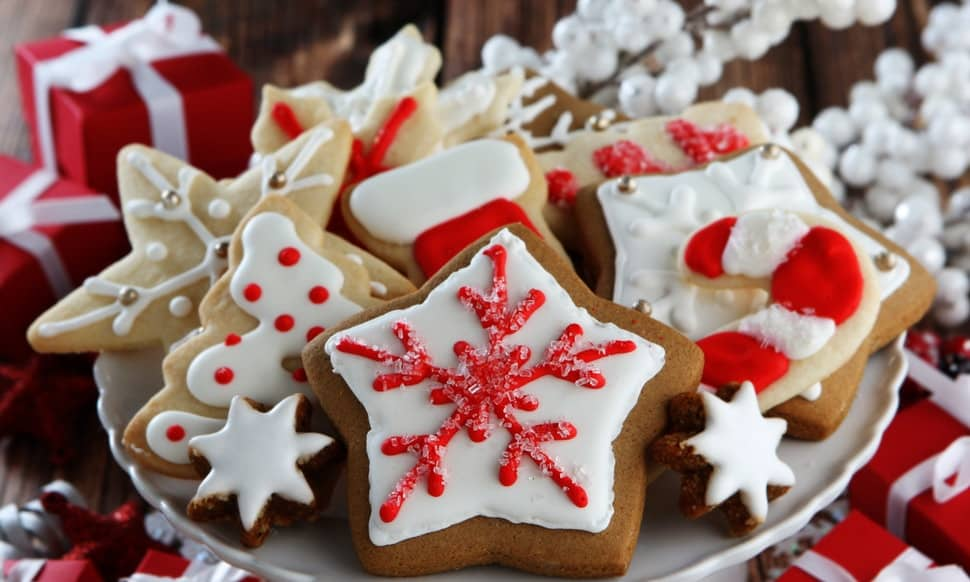 Christmas Cookie Pre Sale Steubenville Visitor Center